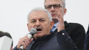 Yıldırım: Suriyede ve Türkiyedeki teröristlerin hepsini yok edeceğiz