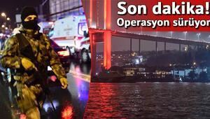 İstanbulda gece kulübünde saldıran terörist aranıyor