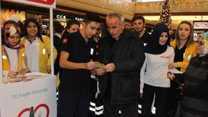 Zonguldak'ta 'Verem Eğitimi ve Propaganda Haftası