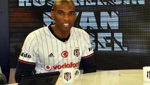 Beşiktaşın yeni transferi Babel: Büyük başarılar elde edeceğiz