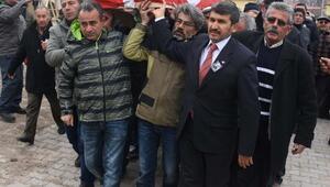 Reina saldırısında ölen Mesut Gürbüz, Sivasta toprağa verildi