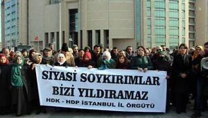 HDP İstanbul eşbaşkanları adliyeye sevk edildi