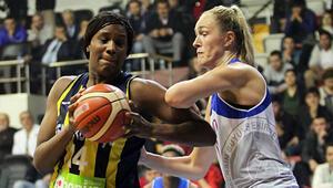 Mersin Büyükşehir Belediyesi: 73 - Fenerbahçe: 89