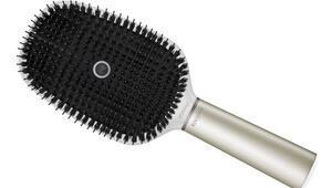 Saç fırçaları da akıllandı