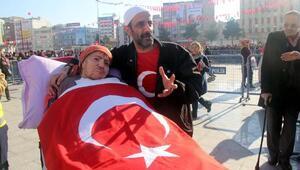 Cumhurbaşkanı Erdoğan: Terör estirenler, bedelini ödeyecek