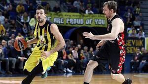 Fenerbahçe 86-79 EA7 Olimpia Milano
