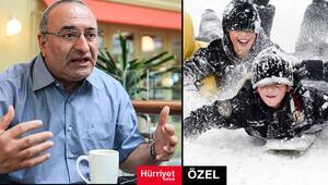9 Ocak Pazartesi günü okullar tatil olacak mı Kar yağışı ne kadar sürecek