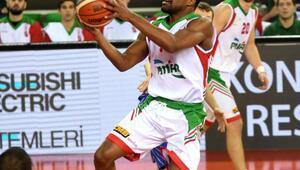 Pınar KSK-Best Balıkesir basketbol maçı fotoğrafları