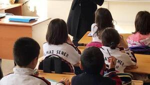 Öğrencilere diş sağlığı eğitimi