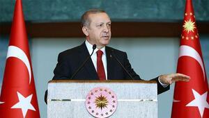 Cumhurbaşkanı Erdoğandan Tekalan tepkisi