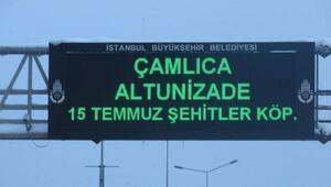 İstanbulda yollar boş