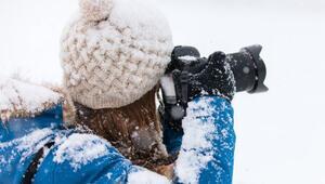 10 adımda en iyi kar manzarasını fotoğraflayın