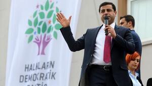 Selahattin Demirtaş: Hakkımda dava açan savcı FETÖden tutuklu