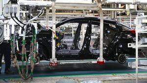 Üretilen her 100 araçtan 77si ihraç edildi