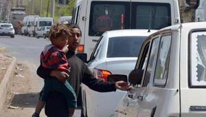 Dilencilik yapan 43 Suriyeli Osmaniye'ye gönderildi