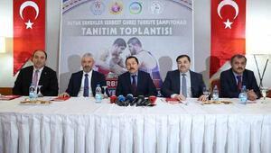 Güreşte Türkiye Şampiyonası heyecanı Orduda yaşanacak