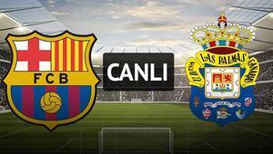 Barcelona - Las Palmas / Arda Turan ilk 11de...