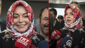 Lindsay Lohan  Müslüman mı oldu