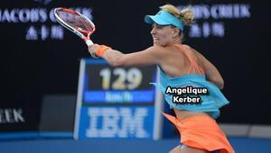 Kerber ve Wawrinka, Avustralya Açık'ta 2. tura çıktı