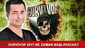 Survivor 2017 ne zaman başlıyor İşte, ünlüler ve gönüllüler