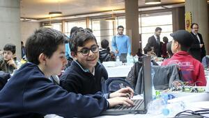 Öğrenciler akıllı cihaz tasarladı