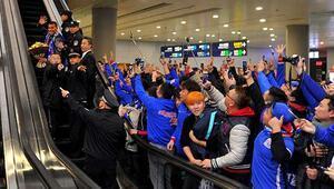 Tevez Çinde çılgınlar gibi karşılandı