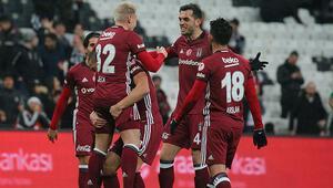 Beşiktaş 3-0 Darıca Gençlerbirliği / MAÇIN ÖZETİ