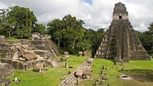 Orta ve Güney Amerika'da Mayalar'ın izinde