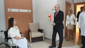 Paveye Kılıçdaroğlundan ziyaret