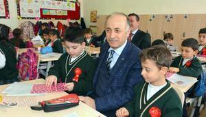Erzurum Valisinden çocuklara: Tatili iyi değerlendirin daha tatil yok