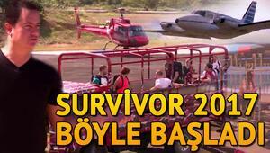 Survivor 2017 yarışmacıları çok iddialı İşte Survivor Gönüllüler ve Ünlüler kadrosu