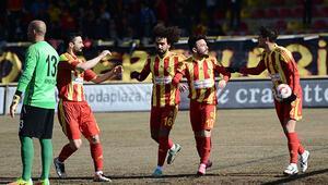 Evkur Yeni Malatyaspor: 2 - Mersin İdmanyurdu: 1