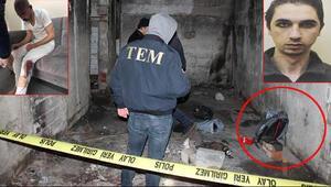 Son dakika: İkinci terörist öldürüldü... İşte çantasından çıkanlar