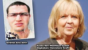 Anis Amri'nin tehlikeli olduğu neden anlaşılamadı