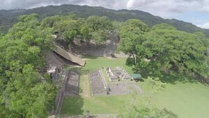 Mayaların bilim merkezi: Copan Ruınas / Honduras