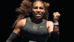 Serena Williams çeyrek finalde