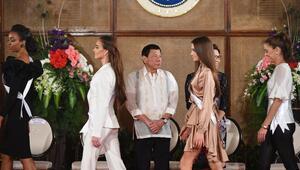 Duterteden Kainat Güzeli adaylarına ilginç itiraf