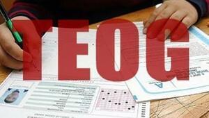 TEOG sınavı ne zaman 2017 TEOG sınav takvimi