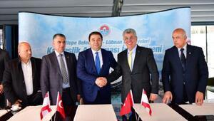 Lübnanlı belediye başkanlarından Reina önünde anma
