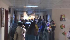 Bursa'da acil servislerde grip ve nezle yoğunluğu