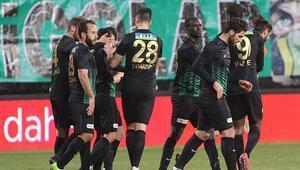 Akhisar Belediyespor: 1 - Aydınspor 1923: 0