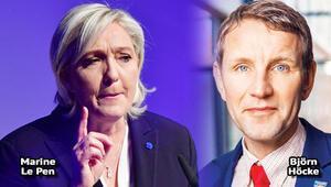 Le Pen kadar olamadılar
