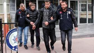 Samsun'da sanatçıları yaralayan 3 şüpheli yakalandı