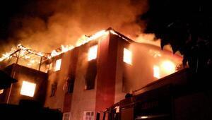 Aladağ yurt yangını raporu tamamlandı, sorumlular belirlendi