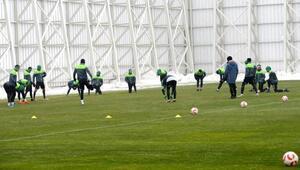 Atiker Konyaspor kupada Trabzonspor hazırlıklarını tamamladı