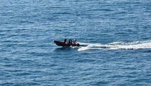 Denizde ceset alarmı