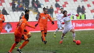 Sivasspor 0-0 Medipol Başakşehir