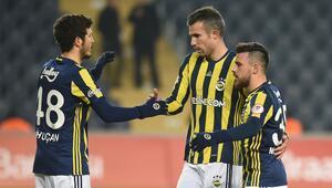 Fenerbahçe 3-0 Amed Sportif / MAÇ ÖZETİ