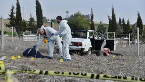 Mezarlıkta infaz: 3 ölü (2)