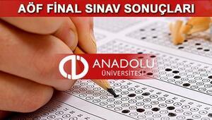 AÖF final sınavı sonuçları hafta sonu mu açıklanacak
